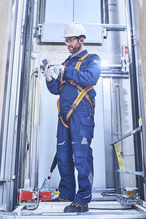 thyssenkrupp och Microsoft turbo-boostar digitaliseringen av den globala hissindustrin