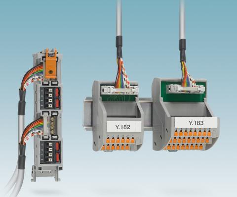 Rask tilkobling av moduler S7-1500