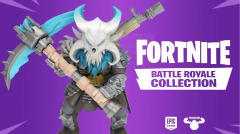Fortnite Battle Royale Collection drops into Tesco, Amazon and Argos