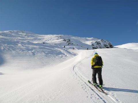 SkiStar Hemsedal: Toppturhelg i mai-sol