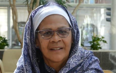 Stor intervju med islamiska feministen Amina Wadud