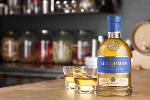Kilchoman Machir Bay utsedd till Whisky of the Year