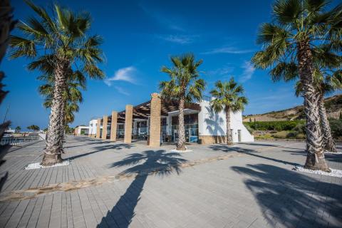 Hi-res image - Karpaz Gate Marina - The promenade at Karpaz Gate Marina