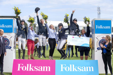 Österlens Ridklubb vann Folksam Elitallsvenska - igen