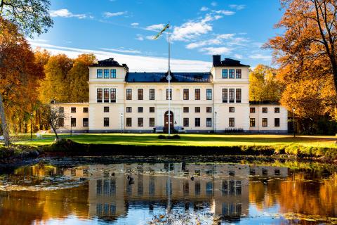 Rånäs Slott höstentré