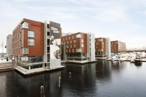 Publikum har talt: Scandic Nidelven er Norges beste hotell