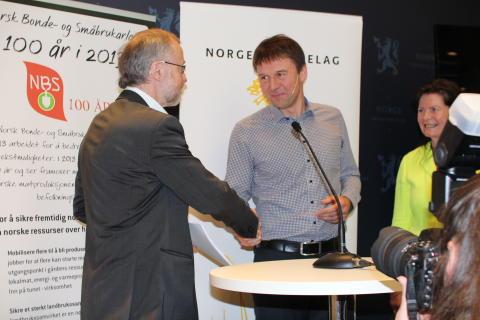 Et verdivalg for norsk landbruk