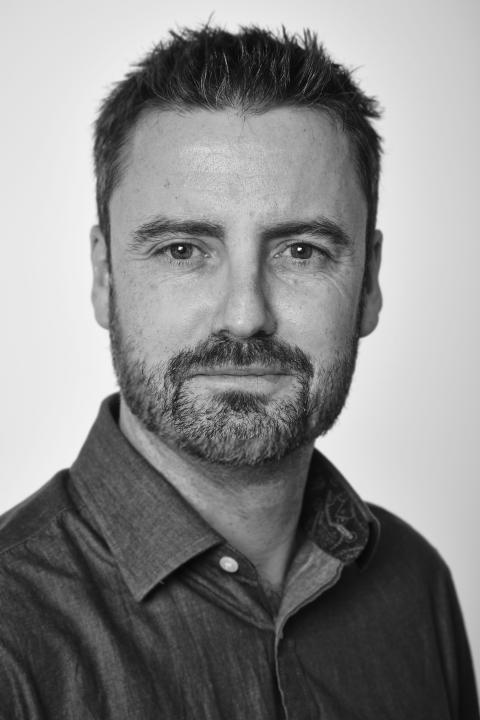 Richard Halliwell, CEO DRG