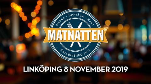 Matnatten Linköping 8 november
