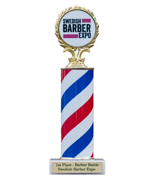 Årets barberare 2018