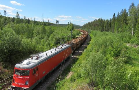 Green Cargo invests in more Co-Co locomotives