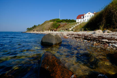 Zleep Hotel Kalundborg udsigt fra hav