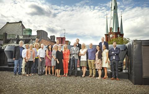 Stockholms stads Innovationsstipendium 2013: Årets Jury
