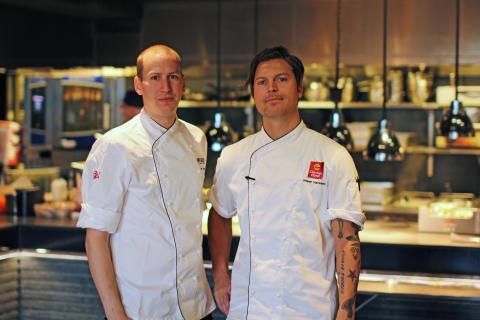 Clarion Hotel Post tar omedelbart bort räkor från menyn