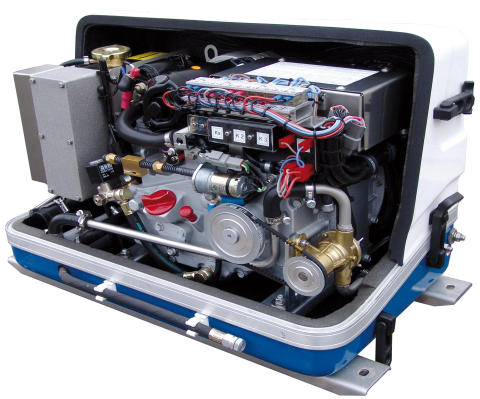 Fischer Panda (Seawork International - Stand PG79): Fischer Panda Showcases Compact DC Generators and Full-System Capabilities at Seawork