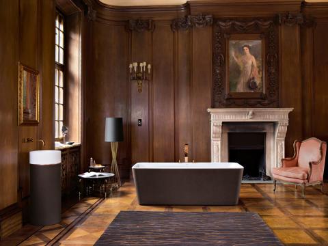 Exceptional, exquisite and elegant – Squaro Prestige brings exclusive luxury into the bathroom
