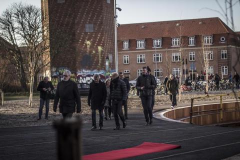 Åbning GAME Streetmekka Esbjerg