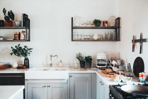 Smeg kaffemaskine miljø