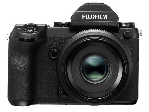 Fujifilm lanserar värstingen GFX 50S