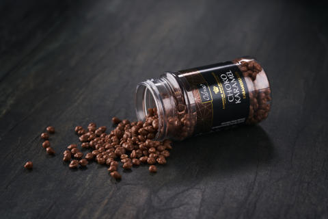 Strössel choklad/karamell