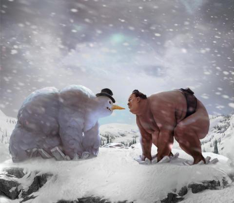 Kampen mot kylan