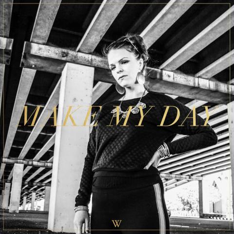 """Adée släpper singeln """"Make My Day"""" den  31 mars"""