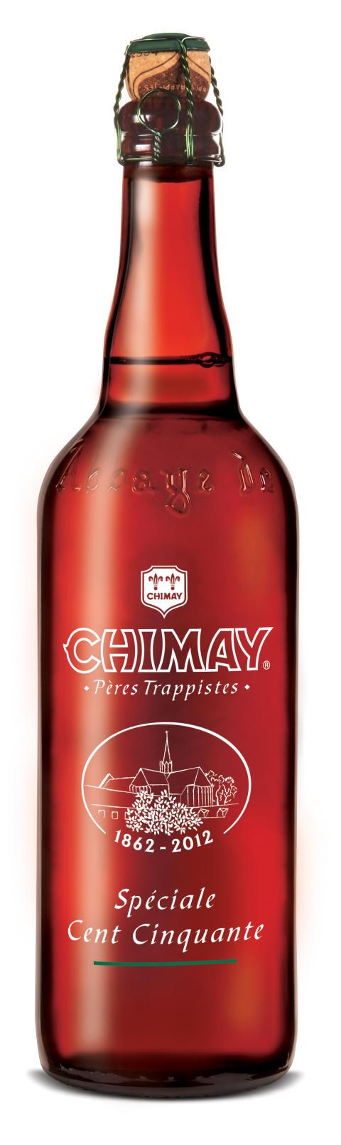 Chimay firar 150 år med specialbryggd jubileumsöl