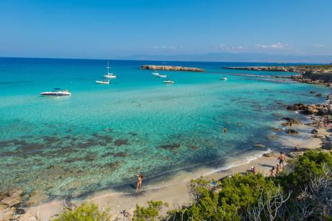 Her finner du EUs beste badevann i sommer