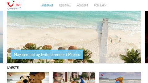 TUI Norge - Apple TV - Mexico