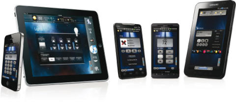 Crestron Mobile Pro för Android