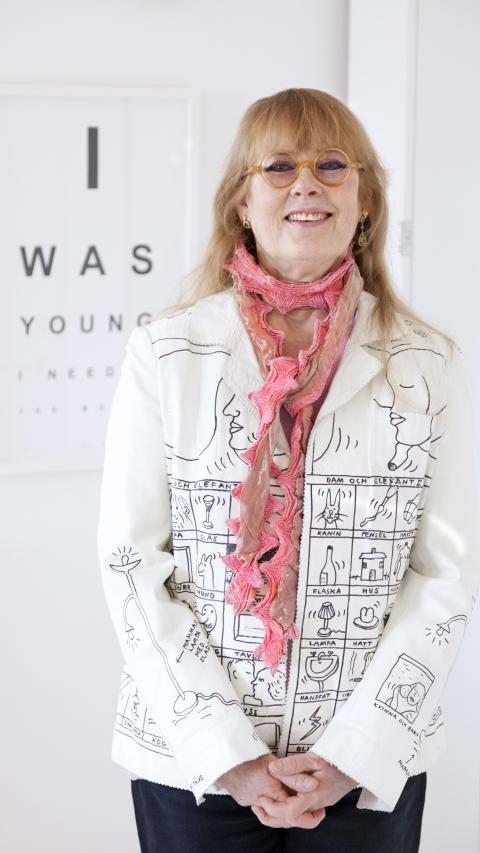 Samtal med Marie-Louise Ekman