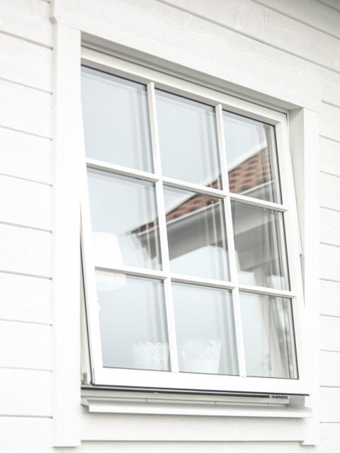 Elitfönster Original Alu - vrid med spröjs