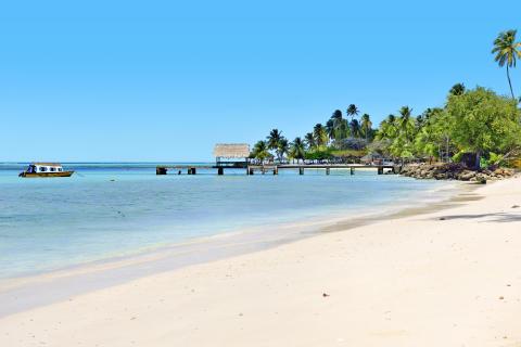 Tobago utsedd till årets charter av Vagabond