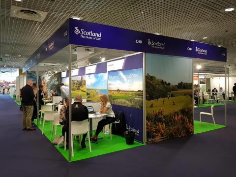Scottish golf swings into Cannes