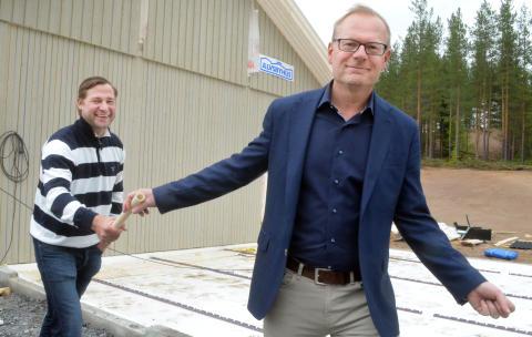 Frank Ljungstedt & Olov Granström