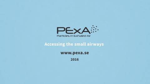 PExA får order på ytterligare ett PExA 2.0 instrument