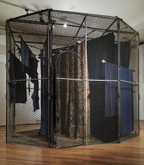 Permanent Louise Bourgeois rom på Museet for samtidskunst