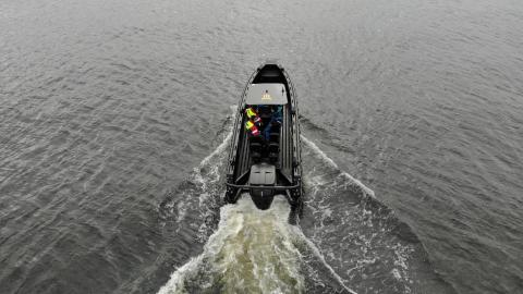 Cimco Marine AB (publ) receives significant order for the OXE300 with a value of approx. EUR 3 million from one of its distributors in the Americas