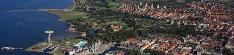 Tio byggprojekt som sätter Landskrona på kartan