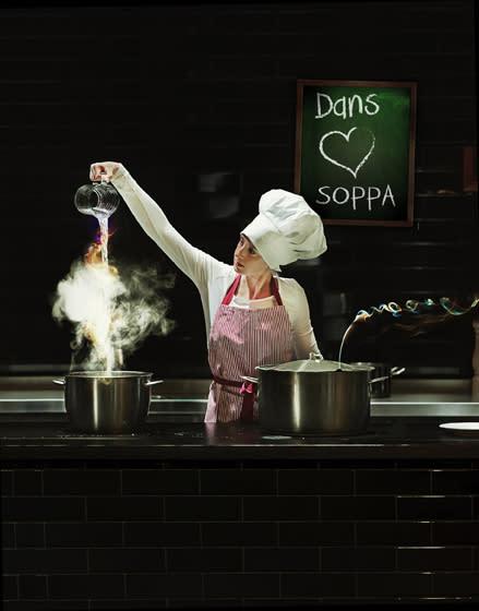 Nu är biljetterna släppta till vinterns Lunchdans på Skånes Dansteater
