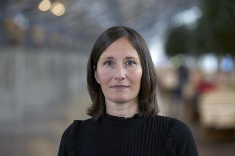Anna Johansson, upphandlingschef