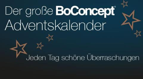 BoConcept Experience Adventskalender 2015