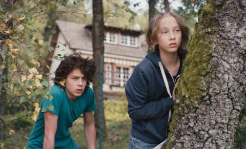 Filmen Microbe &  Gasoline inviger BUFF i Jönköping.