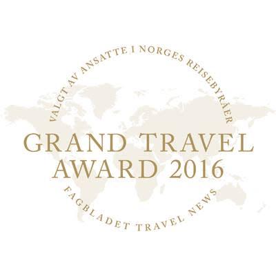 Trinidad & Tobago nomineret til Grand Travel Award Norge 2016