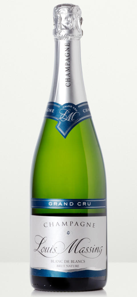 Nylansering - Louis Massing Grand Cru Blanc de Blancs Brut Nature