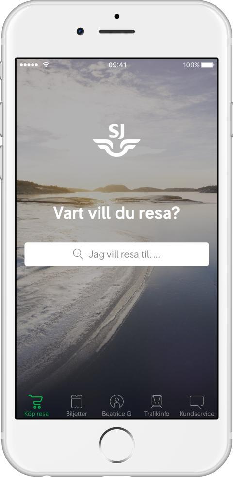SJ App Start