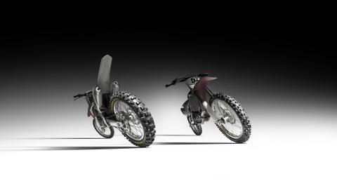 Dunlop MX-serien har förstärkts med de nya däcken MX32 och MX52