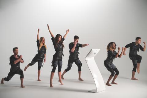 X-shape Fitness hakar på trend med nykter AW