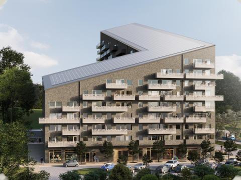 Tuve Bygg bygger Nya Kvibergshuset för Framtiden Byggutveckling