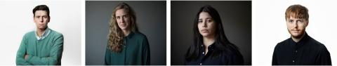 GP förstärker med fyra prisbelönta fotografer